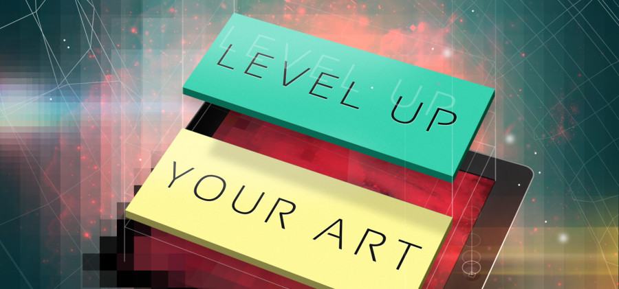 Level Up Your Art : Creative Process
