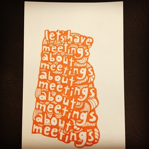 What's Your Role In A Creative Meeting?