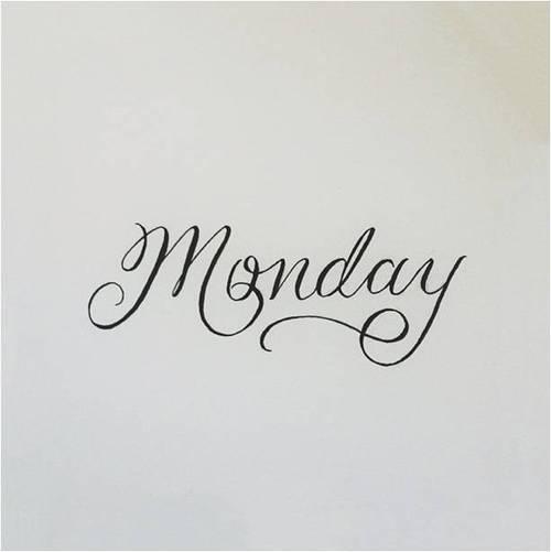 MONDAY // Design Inspiration