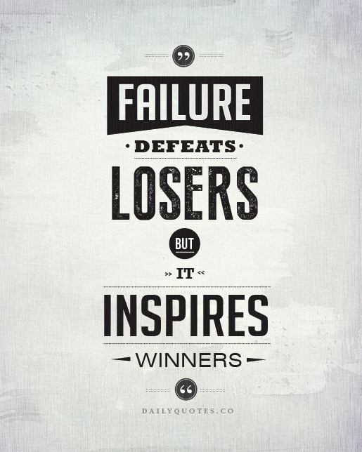 Turn a failure into a lesson. 9 prompts to help you beat down an L